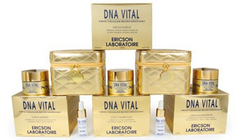 Ericson Laboratoire CRYO CELLULAR BIOTECHNOLOGY Набор ДНК Виталь из 4-х препаратов на 6 процедур 1 шт - купить, цена со скидкой