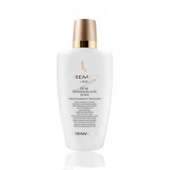 Keenwell Premier soft demake-up milk - delicate and sensitive skin (Мягкое молочко для снятия макияжа), 200 мл. - купить, цена со скидкой
