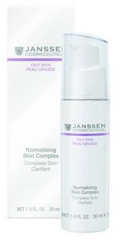Janssen Normalizing skin complex (Нормализующий концентрат для жирной кожи) - купить, цена со скидкой