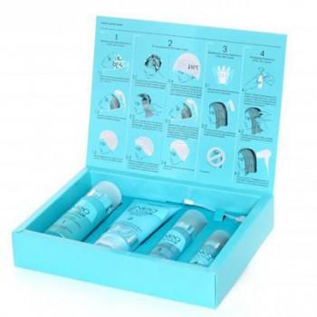 Estel De Luxe  iNeo-Crystal Набор для ламинирования волос с 3D-гелем для сильно поврежденных волос - купить, цена со скидкой