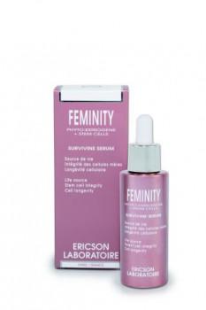 Ericson laboratoire Feminity survivine serum (Регенерирующая сыворотка сюрвивин), 30 мл - купить, цена со скидкой