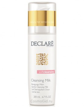 Declare soft cleansing Gentle cleansing milk (Мягкое очищающее молочко), 400 мл - купить, цена со скидкой