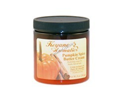 Keyano Aromatics Pumpkin Spice Butter Cream (Крем для тела «Пряная тыква»), 236 мл. - купить, цена со скидкой