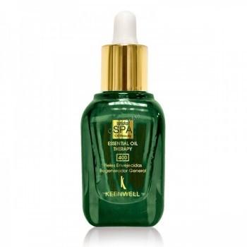 Keenwell Essential oil therapy 400 (Ароматерапия для регенерации увядающей кожи), 35 мл. - купить, цена со скидкой
