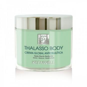 Keenwell Thalasso body crema global anticelulitica (Антицеллюлитный крем тройного действия), 270 мл. - купить, цена со скидкой