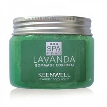 Keenwell Thalasso body lavanda gommage corporal (Скраб для тела с лавандой), 150 мл. - купить, цена со скидкой