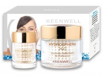 Keenwell Набор hidrosphera H2O & progresif, 2 средства - купить, цена со скидкой