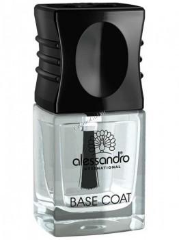 Alessandro Base coat (Базовое покрытие маникюра), 10 мл - купить, цена со скидкой