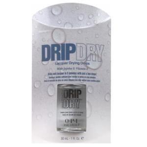 OPI Капли для сушки лака Drip Dry Drops 30 мл - купить, цена со скидкой