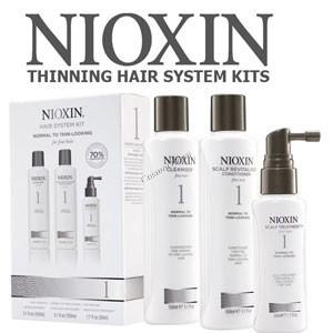 Nioxin Hair system kit system 4 (Набор 3-ступенчатой системы система 4) - купить, цена со скидкой