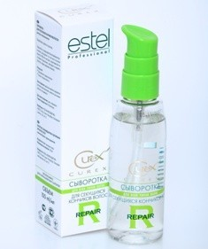 Estel professional Curex therapy (Сыворотка  для секущихся кончиков), 100 мл. - купить, цена со скидкой