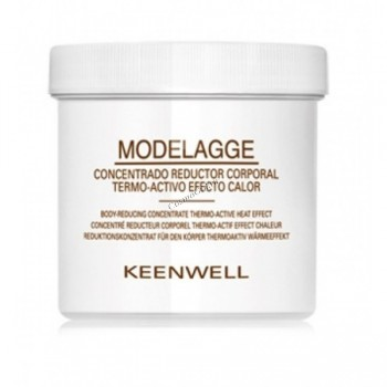 Keenwell Modelagge body reducing concentrate thermo-active and heat effect (Термоактивный концентрированный крем), 500 мл. - купить, цена со скидкой