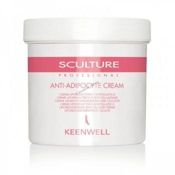 Keenwell Sculture professional anti-adipocyte cream (Анти-адипоцитный крем), 500 мл. - купить, цена со скидкой