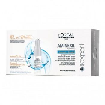 L'Oreal Professionnel Aminexil Advanced Эдванст ампулы против выпадения волос 42*6мл - купить, цена со скидкой