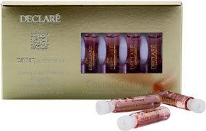 DECLARE Luxury Anti-Wrinkle Ampoule Концентрат-люкс в ампулах против морщин с экстрактом черной икры, 7*2,5 мл - купить, цена со скидкой