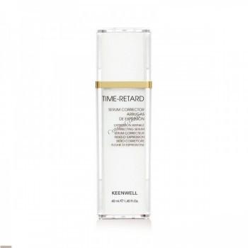 Keenwell Time retard expression line corrector serum (Сыворотка-корректор мимических морщин), 30 мл. - купить, цена со скидкой