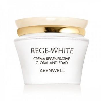 Keenwell Rege-white all-over anti-ageing regenerative cream Global (Восстанавливающий омолаживающий крем «Глобал») - купить, цена со скидкой
