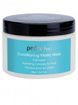 Alessandro Pedix vitality mask (Маска глубокого действия для усталых ног), 450 мл - купить, цена со скидкой