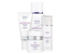 Obagi Gentle Rejuvenation kit (Система для чувствительной кожи), 4 средства - купить, цена со скидкой