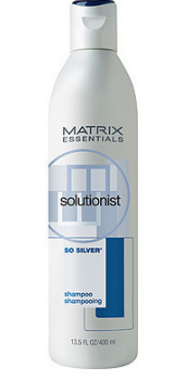 MATRIX   Шампунь для седых и светлых волос So Silver/Соу Сильвер, 300 мл - купить, цена со скидкой