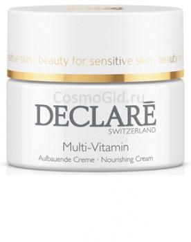 Declare vital balance Nourishing multi-vitamin cream (Питательный крем с мультивитаминами) - купить, цена со скидкой