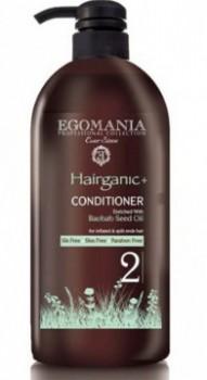 EGOMANIA Кондиционер с маслом баобаба для непослушных и секущихся волос, 1000 мл - купить, цена со скидкой