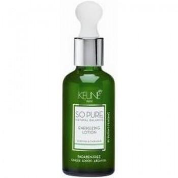 Keune so pure natural balance energizing lotion (Лосьон тонизирующий), 45 мл - купить, цена со скидкой