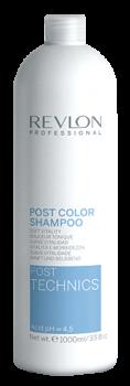 Revlon Professional post color shampoo (Шампунь после окрашивания), 1000 мл - купить, цена со скидкой