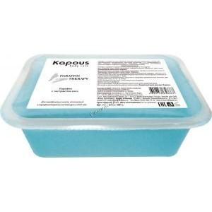 Kapous  Парафин с экстрактом алоэ в брикете 2*500 гр. - купить, цена со скидкой