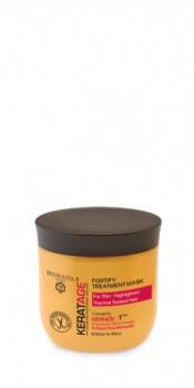 EGOMANIA Маска «СУПЕРУКРЕПЛЕНИЕ» для тонких, осветленных,подвергающихся тепловому воздействию волос, 500 мл  - купить, цена со скидкой