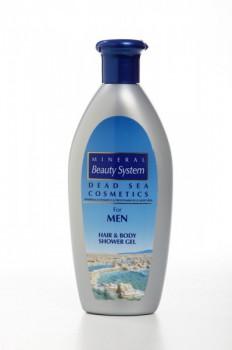 EGOMANIA Шампунь и гель для душа 2 в 1 для мужчин Hair & body shower gel for man 300 мл - купить, цена со скидкой