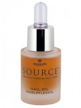 Alessandro Nail oil (Масло для ухода за ногтями), 15 мл - купить, цена со скидкой