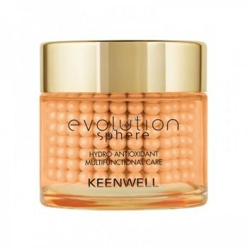 Keenwell Evolution sphere hydro-antioxidant multifunctional care (Увлажняющий антиоксидантный  мультифункциональный комплекс), 80 мл. - купить, цена со скидкой