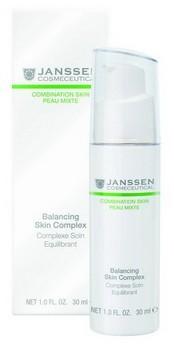 Janssen Balancing skin complex (Регулирующий концентрат) - купить, цена со скидкой