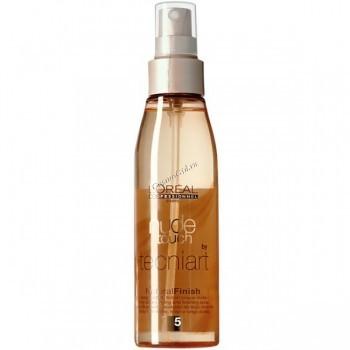L'Oreal Professionnel Nude touch spray (Спрей для финишной укладки), 150 мл. - купить, цена со скидкой