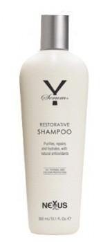 Nexxus Y Serum Shampoo Омолаживающий шампунь, 300 мл. - купить, цена со скидкой