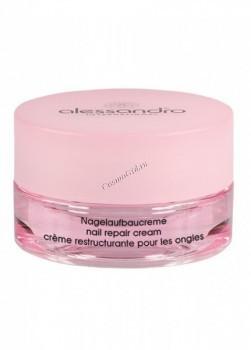 Alessandro Nail grow cream (Активный увлажняющий крем для ногтей), 15 мл - купить, цена со скидкой