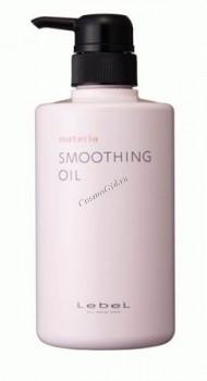 Lebel Smoothing oil (Масло очищающее для кожи головы после окрашивания),  500 мл. - купить, цена со скидкой