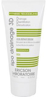 Ericson laboratoire Vein repair serum (Сосудо-укрепляющая сыворотка вено-репаэр), 200 мл - купить, цена со скидкой