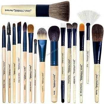 Набор кистей для макияжа Jane Iredale Make-up Brush Set (14шт.) - купить, цена со скидкой
