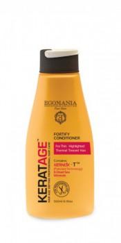 EGOMANIA Кондиционер «СУПЕРУКРЕПЛЕНИЕ» для тонких, осветленных,подвергающихся тепловому воздействию волос, 500 мл - купить, цена со скидкой