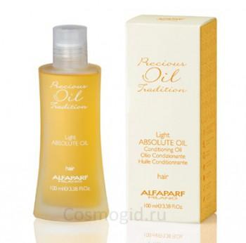 ALFAPARF Масло легкое кондиционирующее POT LIGHT ABSOLUTE OIL, 100мл - купить, цена со скидкой