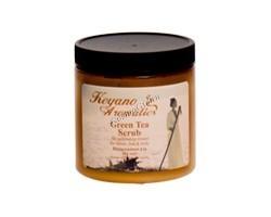 Keyano Aromatics  Green Tea Scrub (Скраб для тела «Зеленый чай»), 236мл. - купить, цена со скидкой