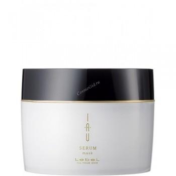 Lebel Iau serum mask (Концентрированная аромамаска для сухих, поврежденных, вьющихся волос) - купить, цена со скидкой