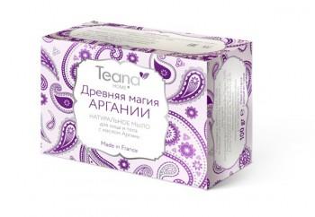 Teana  / Натуральное мыло для сухой и чувствительной кожи лица и тела с маслом Арганы/ «Древняя магия Аргании», 100 гр - купить, цена со скидкой
