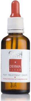GIGI Dc post treatment drops (Капли противовоспалительные заживляющие), 50 мл - купить, цена со скидкой