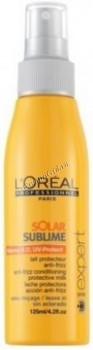 L'Oreal Professionnel Solar sublime milk (Молочко для волос солнцезащитное Соляр сублим), 125 мл. - купить, цена со скидкой