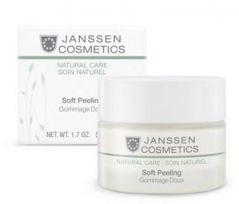 Janssen Soft peeling (Деликатный пилинг для очищения и выравнивания рельефа кожи) - купить, цена со скидкой