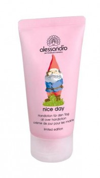 ALESSANDRO Lovely Times Дневной лосьон для рук против сухости кожи ГНОМ 75мл - купить, цена со скидкой