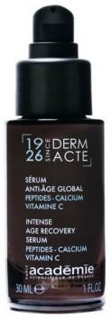 Academie Serum anti-age global peptides-calcium vitamin C (Интенсивная омолаживающая сыворотка), 30 мл - купить, цена со скидкой